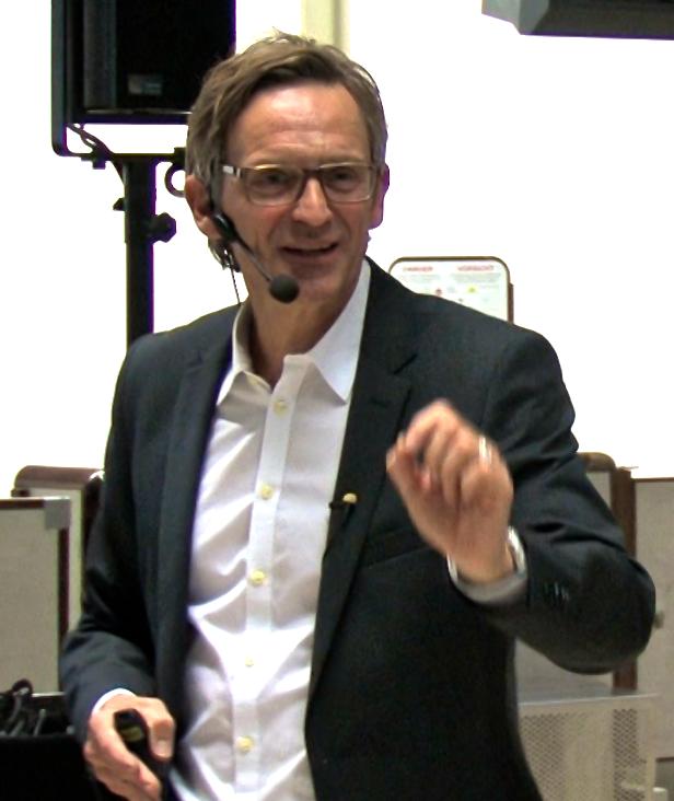 Vortrag auf der 16. Jobmesse Hamburg